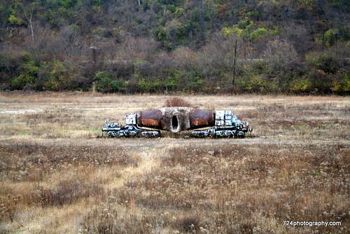 ladle railroad car