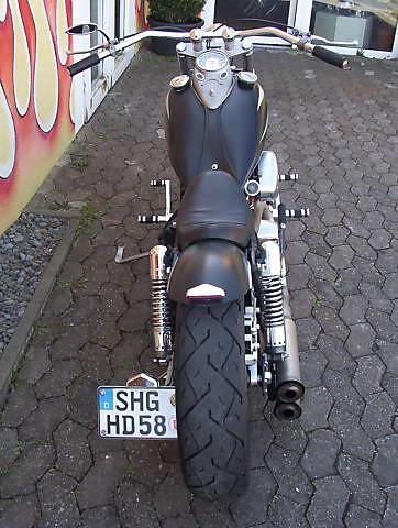 Harley Davidson FL 1400 Bj58
