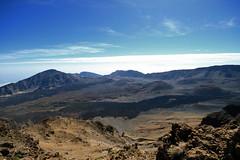 IHaleakala crater rim