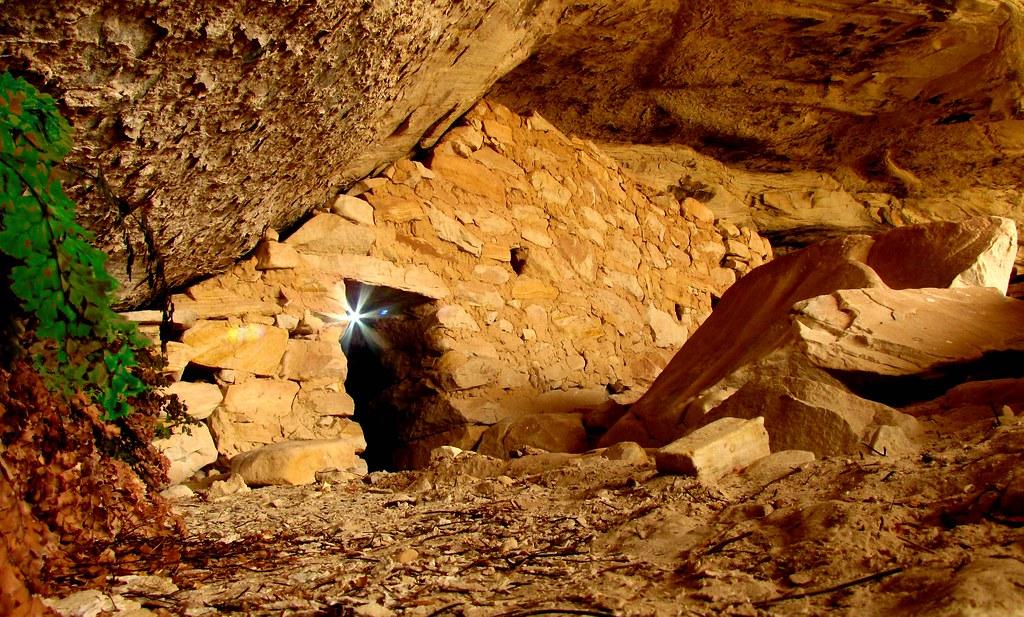 Anasazi Ruin ~ Butler Wash by Red Dirt Dawg
