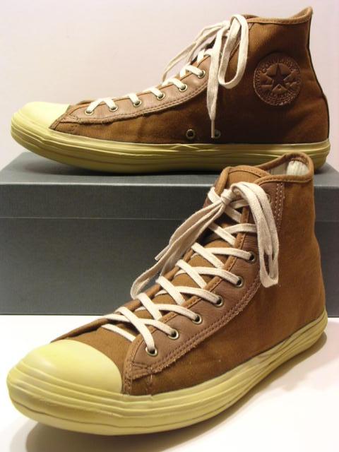 John Varvatos Brown Leather Hi