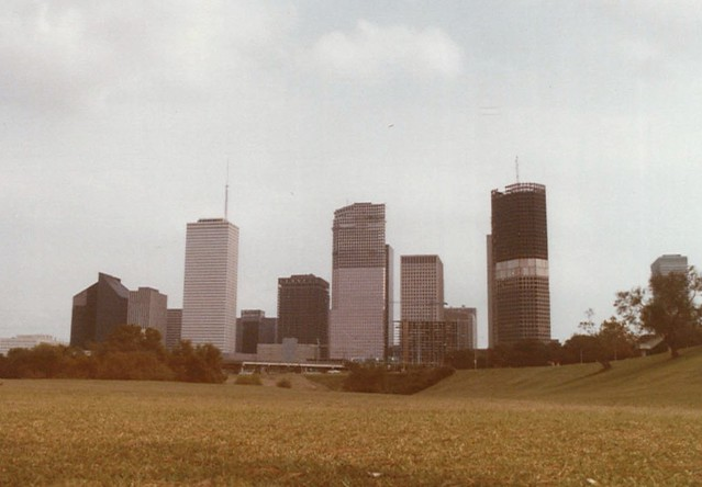 Downtown Houston 1977 Flickr Photo Sharing