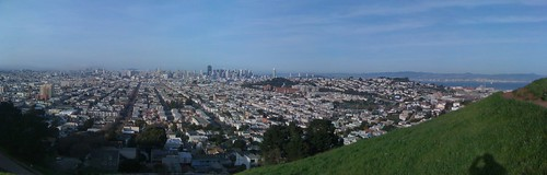 Bernal Heights Panorama 1002