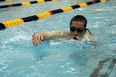 Swimming, Fitness Training