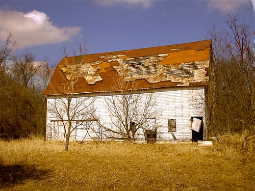 Barn on CR 45 - Elkhart CO, IN