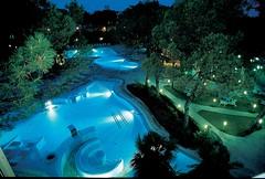 Abano terme piscina hotel bristol buja - Italy Travel Experience