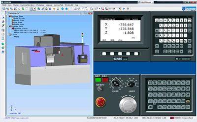 CNC Simulator v6.45 Multilanguage
