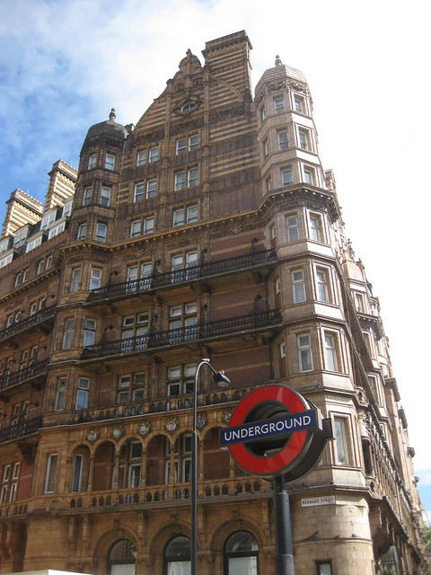 Hotel russell russell square london flickr photo for Hotels ussel