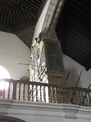 Iglesia de Nuestra Señora de la Concepción - Órgano