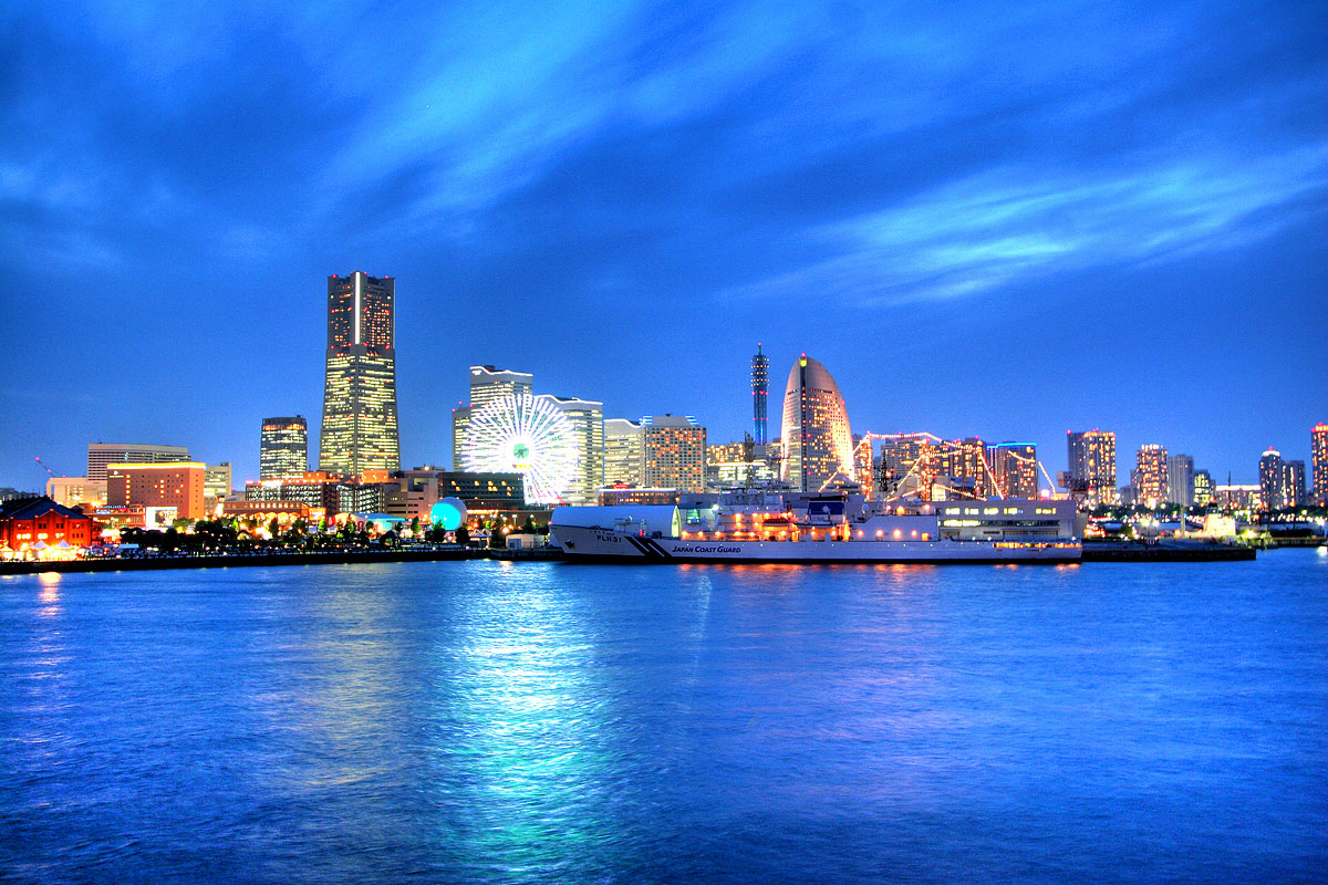 Yokohama HDR - 45