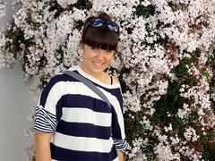 flower, clothing, fashion, cherry blossom, spring,