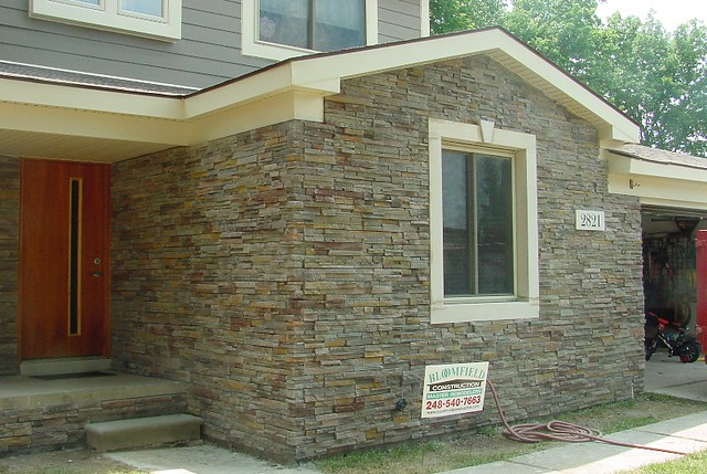 Bloomfield Construction - Cultured Stone