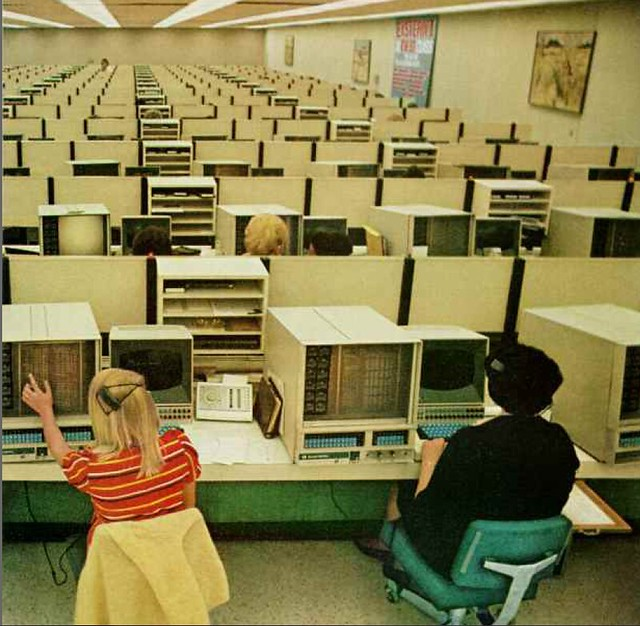 Dawn of the Computer Age
