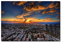 "Tel Aviv city center - ""Kikar hamedina"""