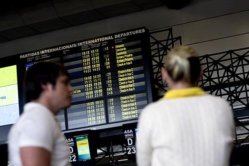 Aeroporto Catania, primi disagi per la chiusura della pista$