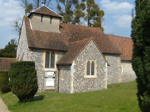 Hedsor Church