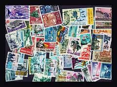 South Vietnam Stamps (Republic of Vietnam - VNCH)