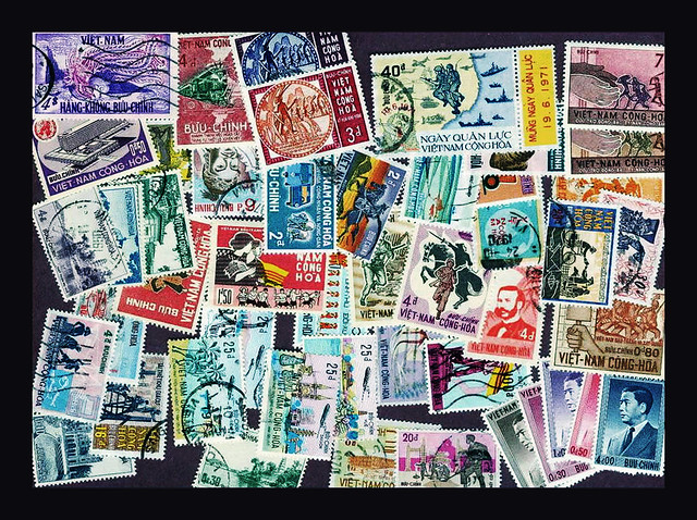 South Vietnam Stamps (Republic of Vietnam - VNCH)