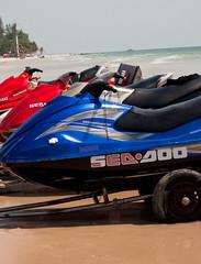 jet skis Modern Thailand