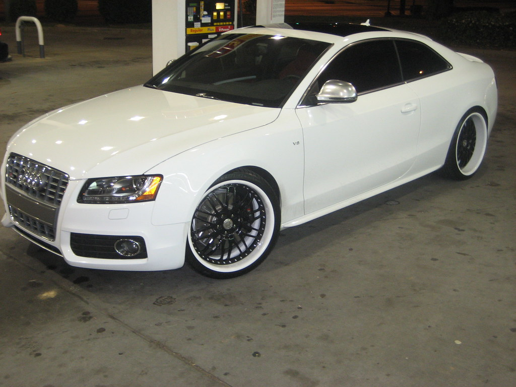 new wheels while getting v power audi a5 forum audi s5 forum. Black Bedroom Furniture Sets. Home Design Ideas