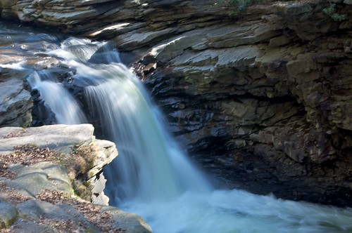 falls pa gorge scranton nayaugpark