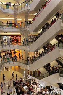 Bangkok - Central World Shopping Mall