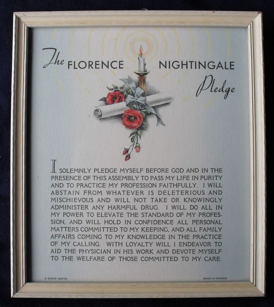 core values of florence nightingale {excerpt}the centenary of the death of florence nightingale occurs on 13 august  2010 like charles  became core values for american nurses chapter 5.