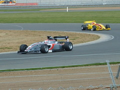 F2 Chamionship Silverstone 2010