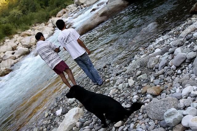 gushaini fishing