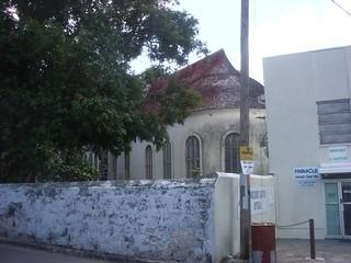 Church, Bridgetown