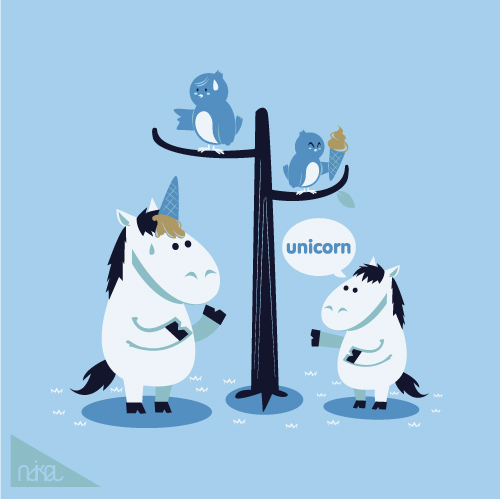I wanna be an unicorn