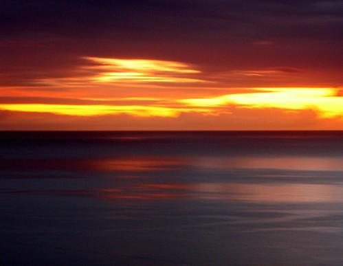 sunset sea water colors clouds reflections island caribbean guadalupe frenchwestindies guadaloupe lesserantilles platinumheartaward platinumpeaceaward