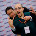 Kaiser Kuo and Dave McClure - Geeks On A Plane - China - ASIA Tour by Kris Krug