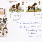 5-Jul-1978 UK First Day Cover