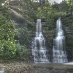 Triple Falls - Newton County, AR