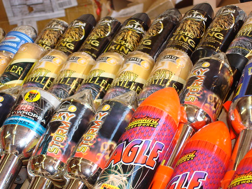 Epic Rocket Stash