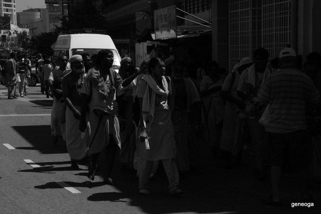 Penang Thaipusam Celebration 2010