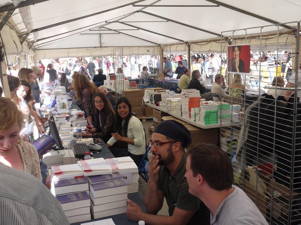 related image - Comédie du Livre 2010 - Vue d'ensemble - P1380955