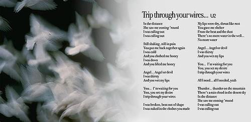 Angel of the Night | liner: Vellum layer
