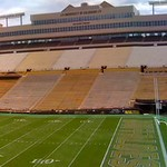University of Colorado football stadium