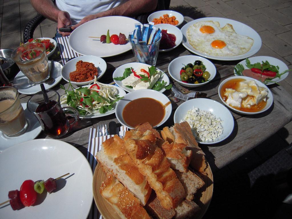 Theatercafé Mozaïek Kahvaltı