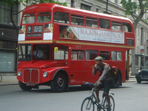 LONDON RED BUS