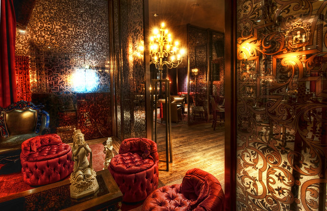 The Red Room Revisited | Flickr - Photo Sharing!