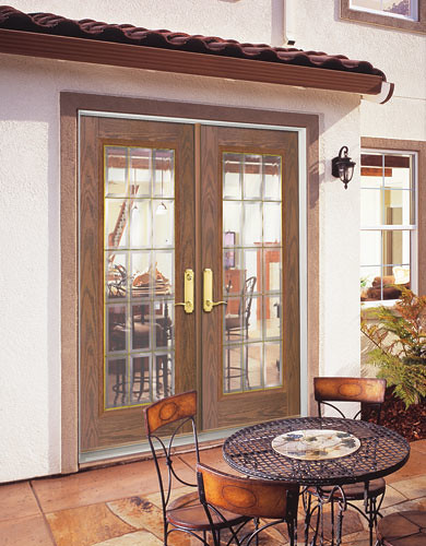 Photo for Oak french doors