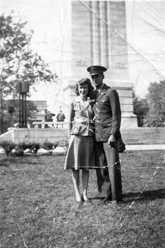 Willye Kate and T.C. Parham Jr., prob. 1943