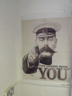 Image of Lord Kitchener Your Country Needs You Poster.