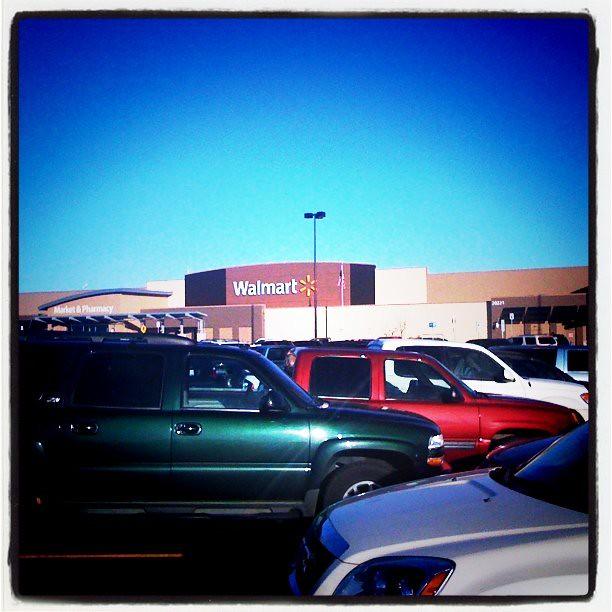 Walmart Oklahoma City Reno And Macarthur