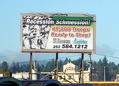 """""""45,000 Troops Ready to Shop!"""""""