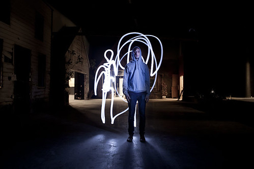 Digital Design: Light Painting