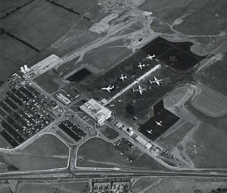 Newcastle Airport September 1972